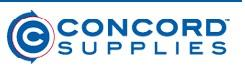 Concordsupplies Coupon and Coupon Codes