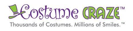 CostumeCraze Coupon and Coupon Codes